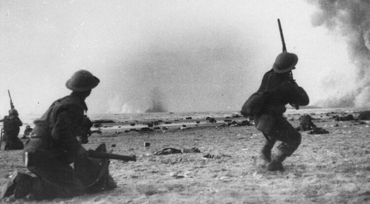 Una carta enviada por un soldado llega a destino 80 años después