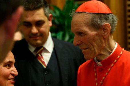 El Papa expresa su pesar por el fallecimiento de cardenal italiano