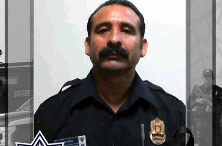 Muere policía por problemas respiratorios: SSPCM