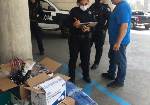 Registra Policía de Tijuana 38 casos de Covid-19