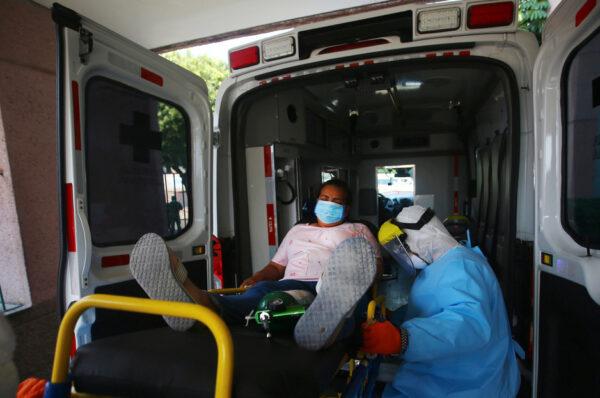 México registra en un día casi 3.000 casos de coronavirus