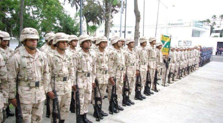 Habrá preparatoria militarizada en Tijuana