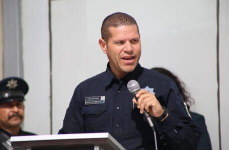Director de Policía vence al Covid; vuelve a su labor