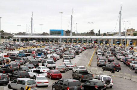 Acuerda México y EEUU extender por 30 días las restricciones al tránsito en la frontera por COVID-19