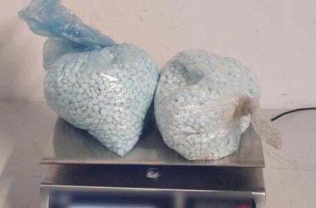 Detienen a dos personas con fentanilo en el aeropuerto