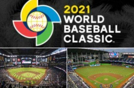 Cancelan Clásico Mundial de Béisbol del 2021
