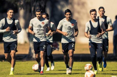 Publican guía para reiniciar entrenamientos de futbol en México