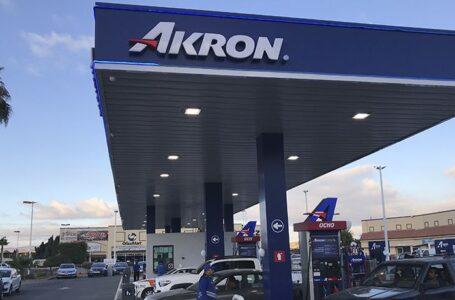 El precio de la gasolina sube ligeramente
