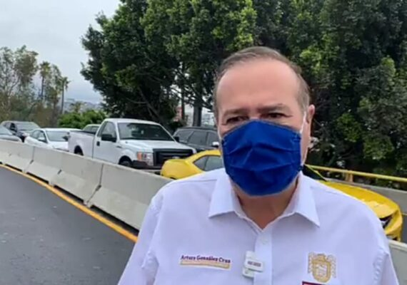 """Tijuana """"a punto"""" de iniciar labores tras Covid-19: alcalde"""