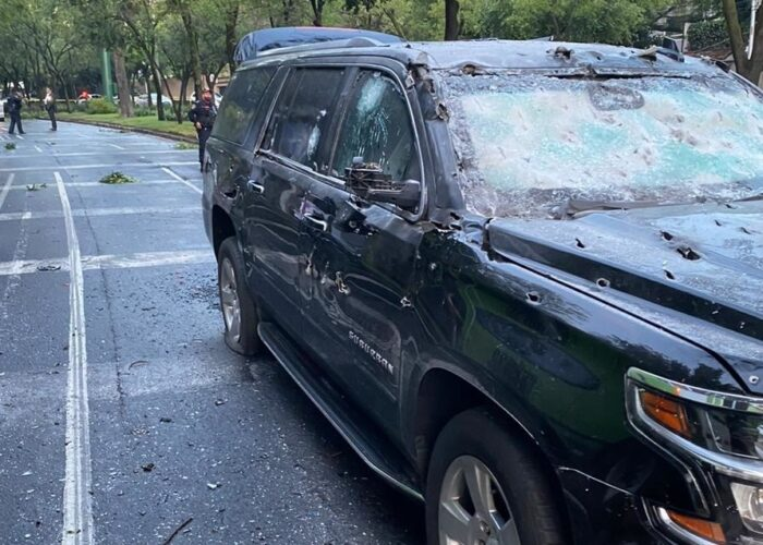 Ataque fallido contra secretario costó millones al CJNG, revela fiscalía