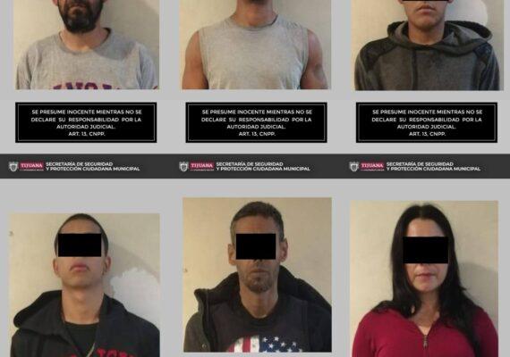 Atrapan a seis asaltantes de Uber
