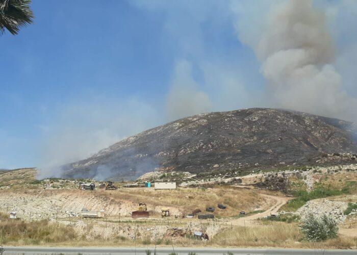 Bomberos de Tijuana trabajan en 24 incendios este martes
