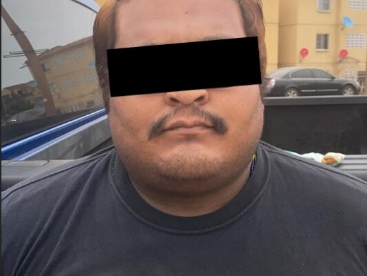 Capturan a peligroso homicida en Ensenada