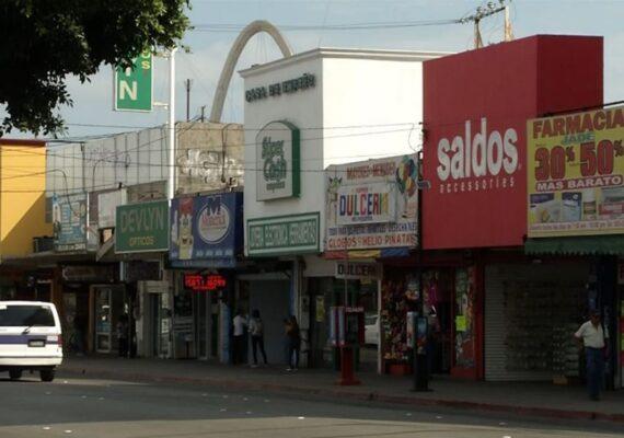 Condenados a quedarse cerrados negocios en Zona Centro