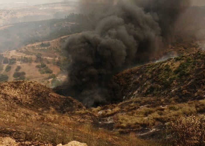 Confirman la muerte de dos soldados por incendio