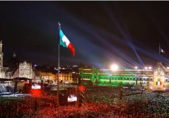 Covid no cancelará El Grito de Independencia, afirma AMLO