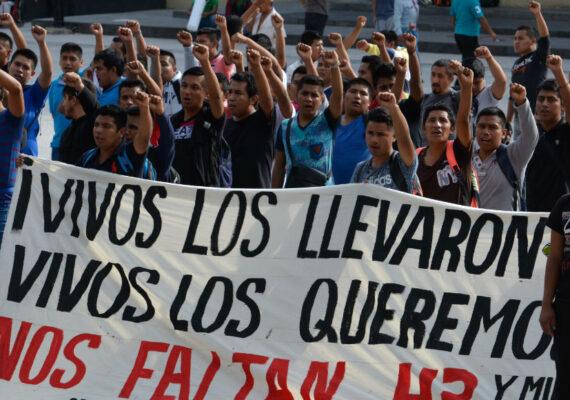Detienen a «El Mochomo», presunto responsable de desaparición de normalistas