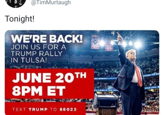Equipo de campaña de Trump da positivo a Covid-19