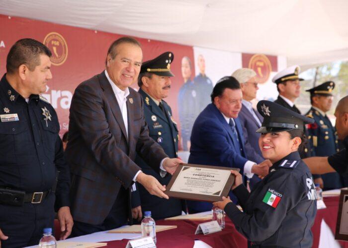 Habrá aumento de sueldo para policías de Tijuana