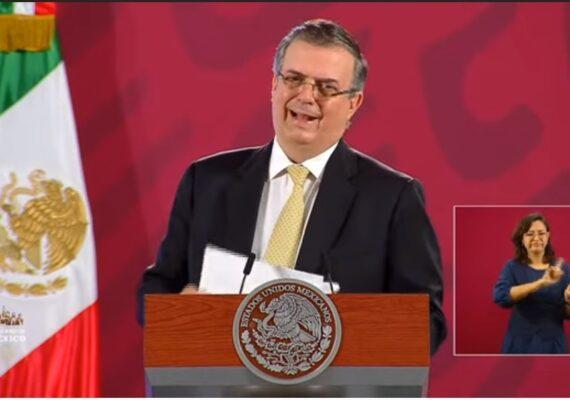 Han muerto 1256 mexicanos por Covid en EU: Ebrard