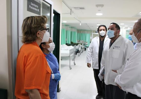 Han muerto 16 profesionales de la salud por Covid-19 en BC