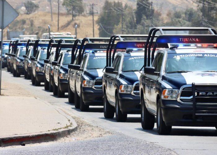 Hay menos delitos en Tijuana, afirma alcalde