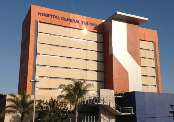 Hay mil 92 enfermos de Covid-19 en Tijuana