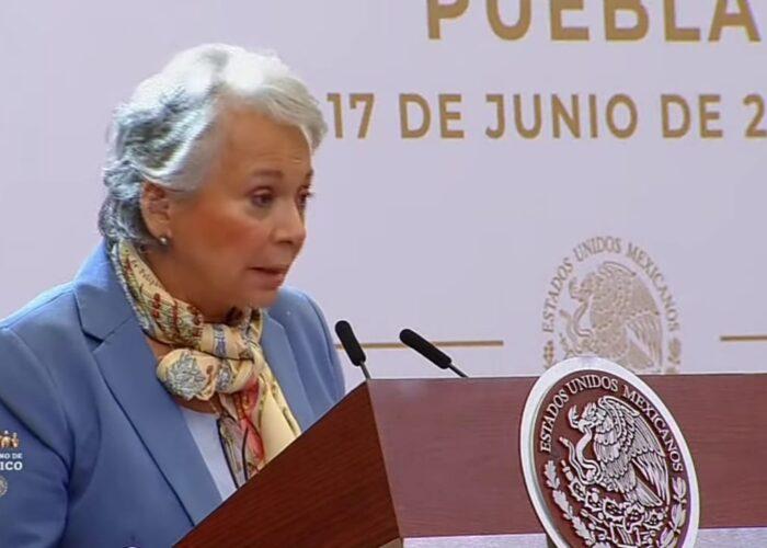 Juez Villegas «murió por hacer su trabajo»: Sánchez Cordero