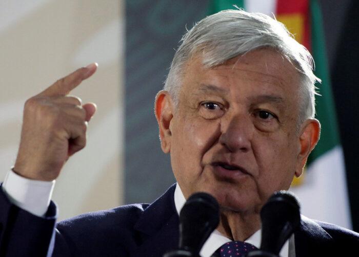 """López Obrador: """"Sí voy a viajar a EE.UU.; hoy se define el día"""""""