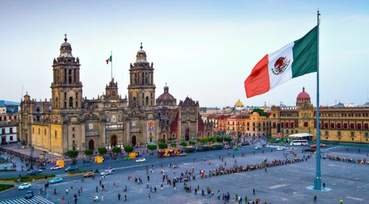 La economía de México se contrajo un 17% en abril a causa de la pandemia de covid-19