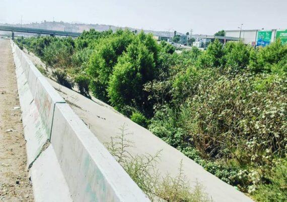Limpiarán el río Tijuana con lo que pagan los deudores de agua
