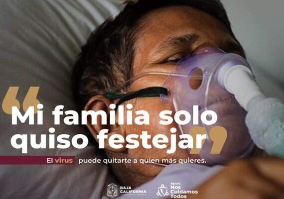 Más pacientes de Covid por festejos del Día del Padre: Salud