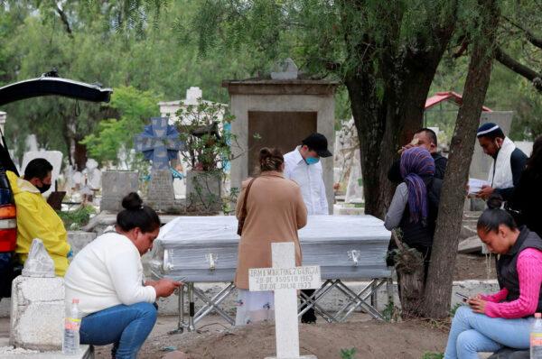 México acumula 105.680 casos confirmados de coronavirus y supera los 12.500 decesos