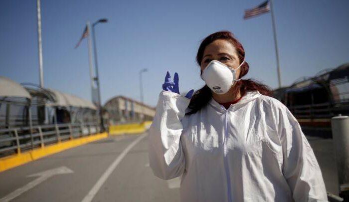 México acumula 124.301 casos confirmados de coronavirus y ya suma 14.649 decesos