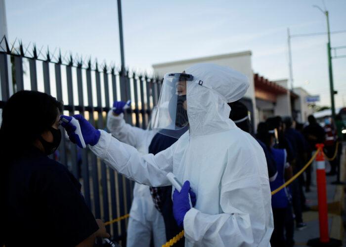 México acumula 97.326 casos confirmados de coronavirus y 10.637 muertes