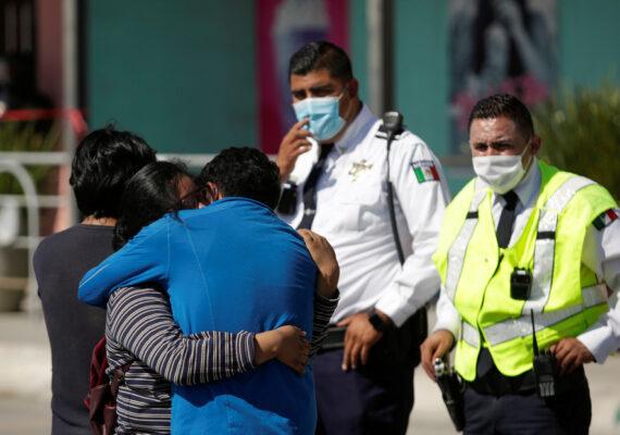 México supera los 110.000 casos confirmados de coronavirus y ya suma 13.170 muertes