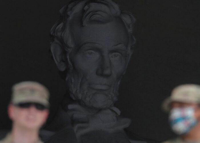 Miembros de la Guardia Nacional de Washington dan positivo por covid-19 tras las protestas