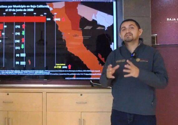 Mortalidad del Covid en Tijuana alcanza al 29 % de los contagiados