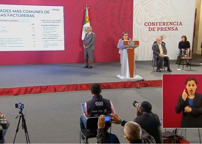 Revelan fraude por 55 mil millones de pesos de factureras