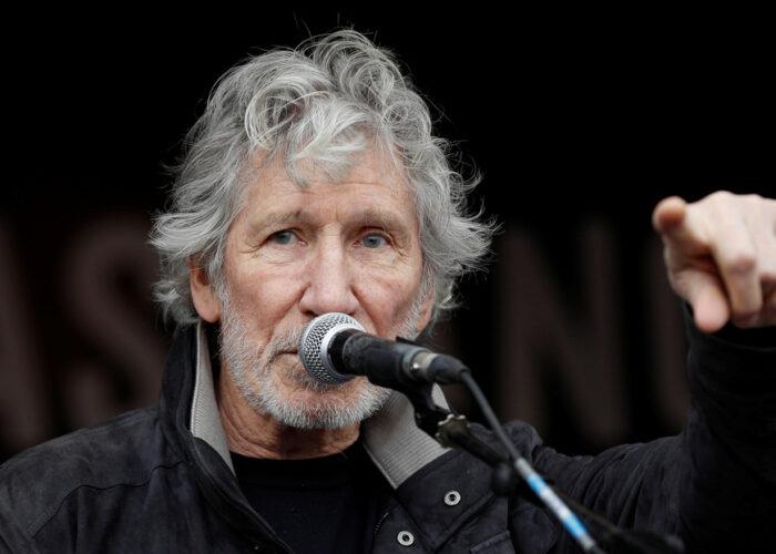 """Roger Waters pide a los manifestantes no recurrir a la violencia, ya que """"los disturbios solo ayudan a Trump"""""""