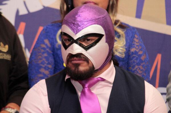 «Sí se pudo»: 'El Hijo del Fantasma' gana su primer campeonato en la WWE en menos de dos meses de su debut