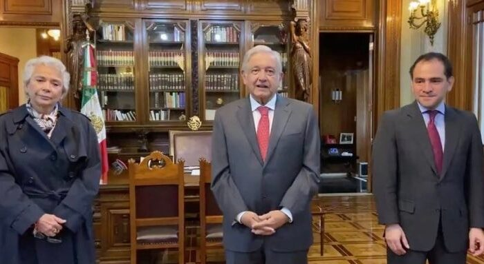 Secretario de Hacienda da positivo a Covid-19