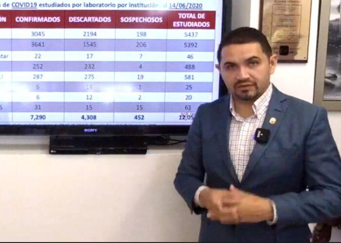Sigue tendencia a la baja de Covid-19 en Tijuana