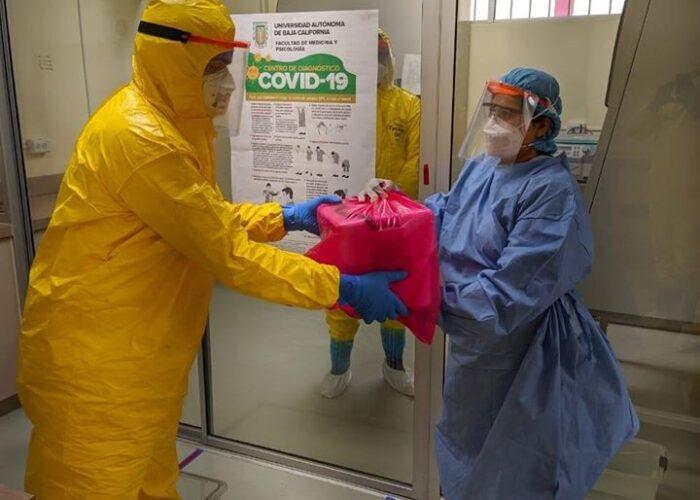 UABC en proceso de vacuna contra el Covid-19