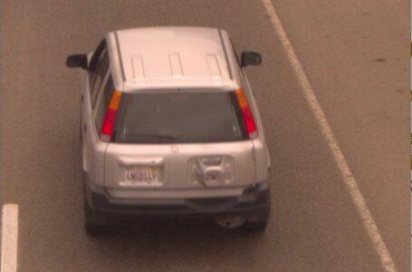 Ubican vehículo robado con «arco lector»