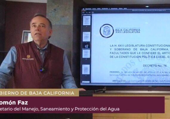 Endurecen multas económicas contra tomas clandestinas de agua