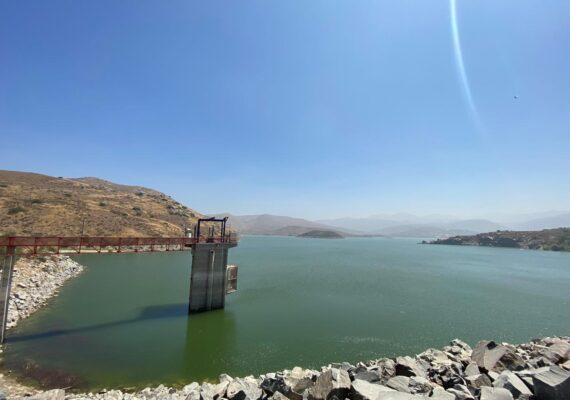 Piden bajar consumo de agua; sensible baja en presa El Carrizo
