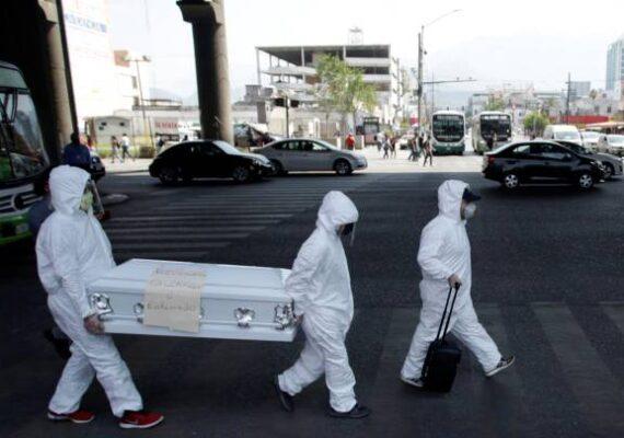 40 mil mexicanos muertos por Covid: Salud