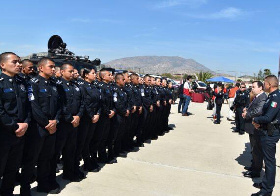 Policías de Tijuana ahora ganarán más