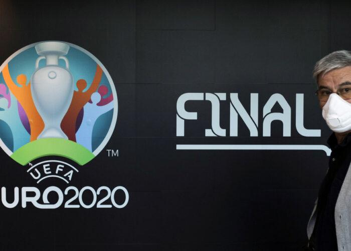 Clubes de fútbol europeos se enfrentan a una pérdida de 4.500 millones en ingresos debido a la pandemia del covid-19